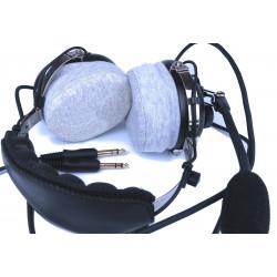 Unicolor earseals cotton...