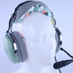 Multicolor headpad organic...